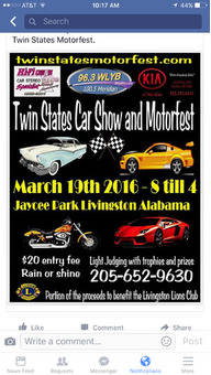 Twin City Car Show