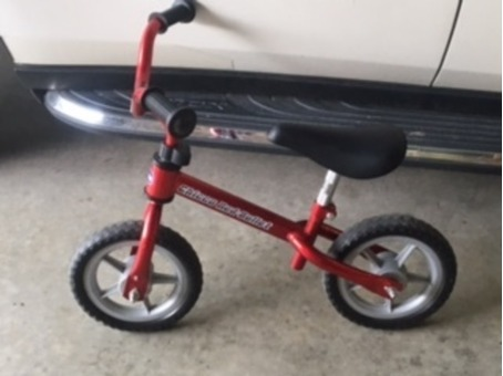 Kids Chicco Balance Bike