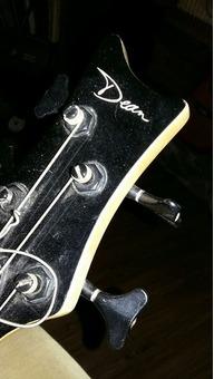 Dean Bass Electric Guitar